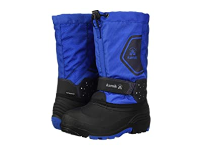 Kamik Kids Icetrack (Toddler/Little Kid/Big Kid) (Strong Blue) Boys Shoes
