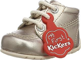 Kickers Hi, Bottes & Bottines Classiques Mixte Enfant