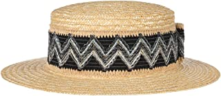 Lierys Paglietta Ethno Donna - Made in Italy Cappello da Sole Primavera/Estate