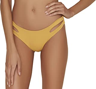 ToBeInStyle Women's Seamless Cutout Moderate Coverage Bottom