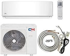 36000 BTU Ductless AC Mini Split Air Conditioner and Heat Pump 16 SEER