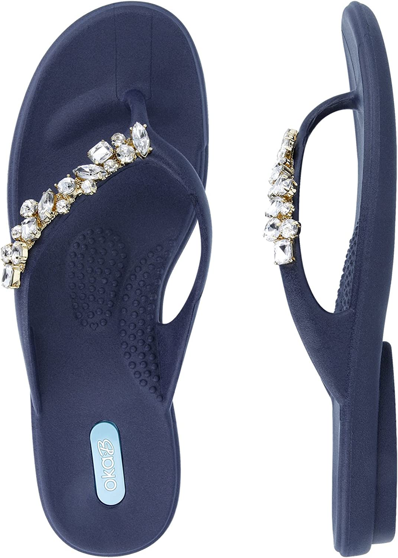 Oka-B Harper Flip Flop Sandal by OkaB