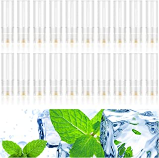EZblu プルームテックプラス互換カートリッジ アイスミント味 ビタミン 液漏れ防止 20本入 蒸気量UP