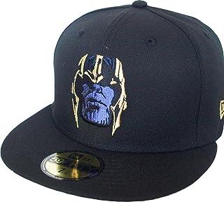 Avengers Thanos 59fifty 5950 - Gorra, diseño de Marvel Comics