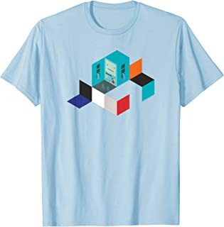 Adventure Time BMO Blocks T-Shirt