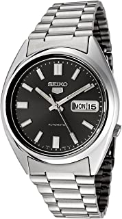 Seiko Men's SNXS79K Automatic Stainless Steel Watch
