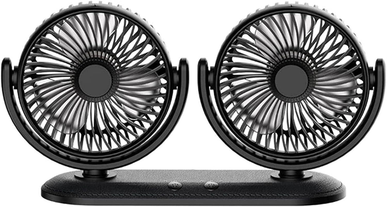 KMDJ Mini Desktop Fan 12 All-R Car 24V 360° Cheap SALE Start Portable Clearance SALE! Limited time!