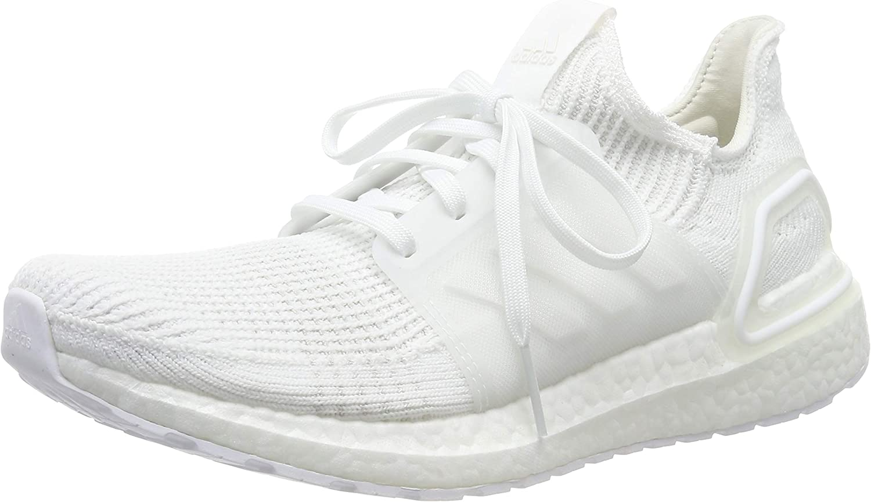 adidas Ultraboost 19 M, Chaussures de Running Homme, Blanc (FTWR ...
