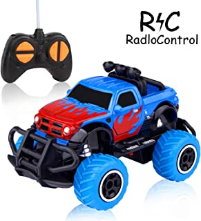 Mini Radio Controlled Vehicle Remote Control Racing Cars for Boys or Girls