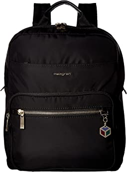 Spell Backpack with Leather Trim