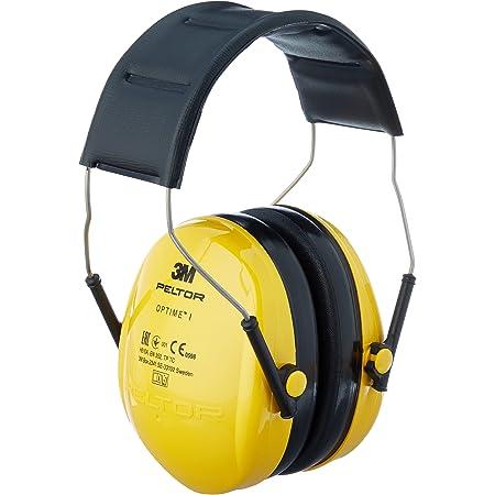 3M H510AC Casque de protection auditive de confort Jaune