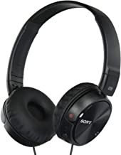 Best sony mdrzx110nc noise cancelling headphones battery Reviews