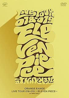 【Amazon.co.jp限定】LIVE TOUR 018-019 〜ELEVEN PIECE〜 at NHKホール [DVD] (Amazon.co.jp限定特典 : デカジ...