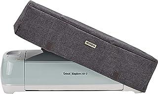 NICOGENA Dust Cover for Cricut Explore Air 2 and Cricut Maker, 3 Pockets for Tools Accessories, Vinyl, Pen Set, Supplies, ...