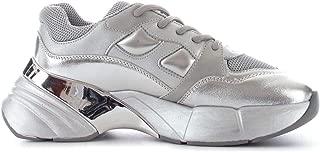 Pinko Luxury Fashion Womens 1N20BHY5ZUZZF Silver Sneakers   Fall Winter 19