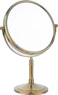 bgl Lustro kosmetyczne jest używane po obu stronach, lustro