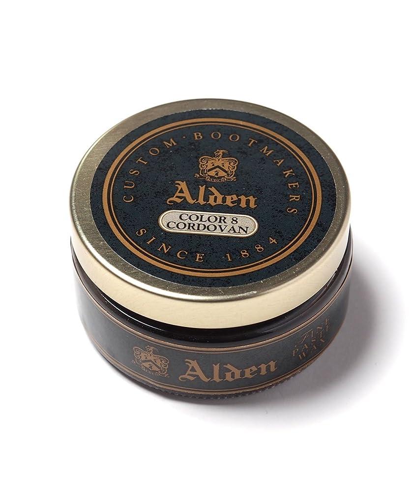 お茶ライセンスそんなに(オールデン) ALDEN FINE PASTE WAX - #8 DARK BURGUNDY CORDOVAN ファインペーストワックス 【並行輸入品】