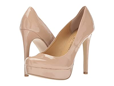 Chinese Laundry Wendy Pump (Nude Patent) High Heels