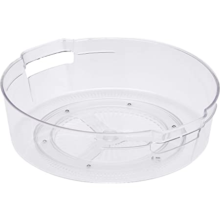 Amazon Basics Plastic Kitchen Turntable