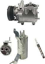 RYC Remanufactured AC Compressor Kit KT AF93