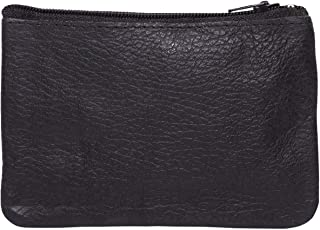 Laveri Small Wallet for Unisex - Leather, Black