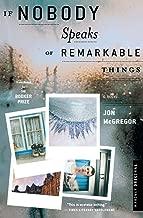 Best if nobody speaks of remarkable things Reviews