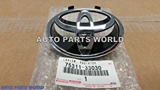 TOYOTA EMBLEM FRONT GRILL CAMRY 1997-2001 OEM 75311-33030