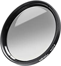 walimex pro 55mm ND4 Coated Filter for Camera