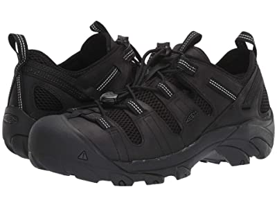 Keen Utility Atlanta Cool (Black/Dark Shadow 2) Men
