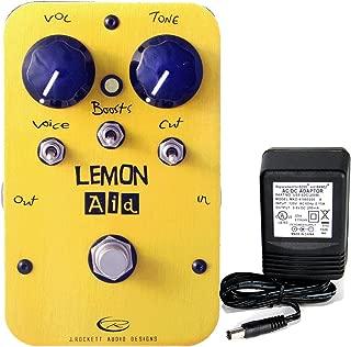 Rockett Pedals Lemon Aid Boost EQ Effect Pedal