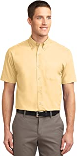 Port Authority Men's Tall Short Sleeve Easy Care