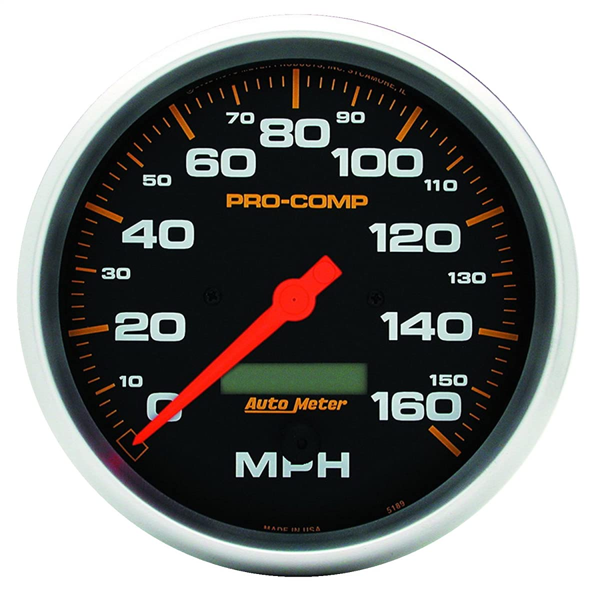 Auto Meter 5189 Pro-Comp Electric in-Dash Speedometer