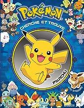 Pokémon - Cherche et trouve - Pikachu à Alola - Livre-jeu - Dès 5 ans