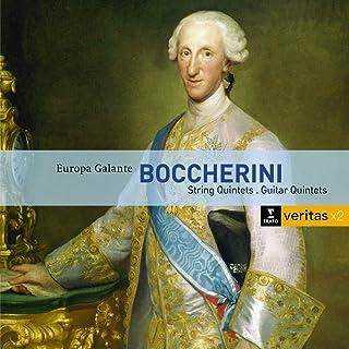 Boccherini: String Quintets, Guitar Quintets