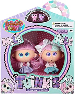 Distroller Chamoy and Nerlie Friends - Twins Tuinkis Mele & Pele - Special Spanish Edition
