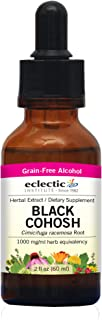 Eclectic Black Cohosh O, Red, 2 Fluid Ounce