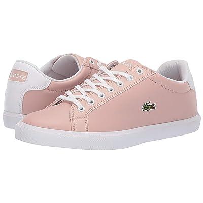 Lacoste Grad Vulc 119 2 P SFA (Light Pink/White) Women