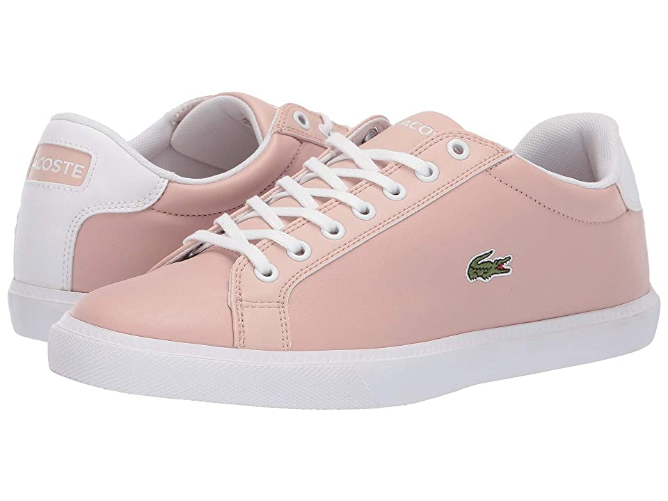 Lacoste Grad Vulc 119 2 P SFA (Light Pink/White) Women