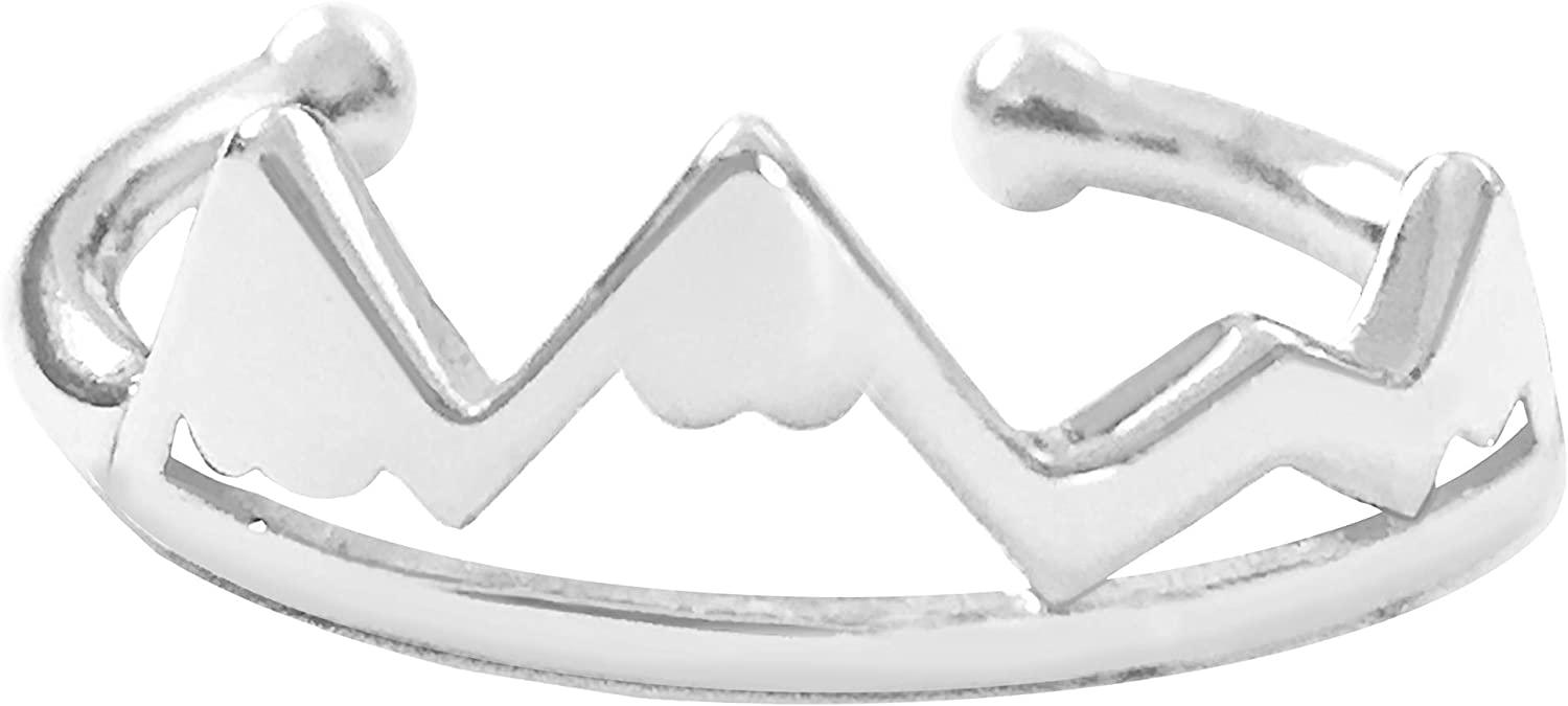 Sale Special Price Altitude Cheap super special price Boutique Mountain Ring For Women Jewelry for