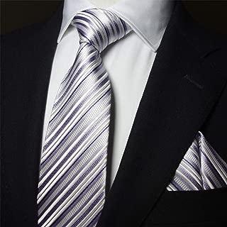 Amazon.es: Plateado - Corbatas / Corbatas, fajines y pañuelos de ...