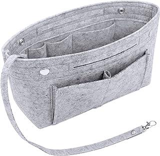 VANCORE バッグインバッグ トートバッグ用 収納バッグ レディース メンズ バックインバック 自立可 大容量インナーバッグ(10色2サイズ)