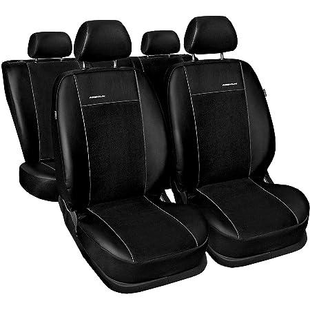 Saferide Maß Pkw Schwarz Sitzbezüge Sitzbezug Für Auto Sitzschoner Set Schonbezüge Autositz Autositzbezüge Sitzauflagen Sitzschutz Premium Auto
