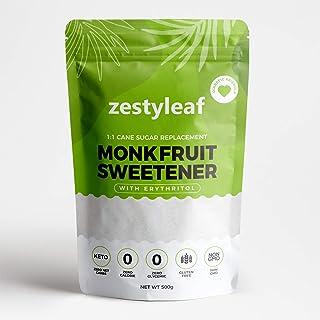 Zestyleaf Monkfruit Sweetener 500 g