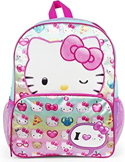 Hello Kitty Emoji Plush Feel Pink Wink 16