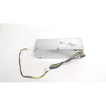 180W SFF Power Supply fits DELL Optiplex 3040 5040 7040 Inspiron 3650 3656 RWMNY WYX72 9XD51 5XV5K GCY55 D3YCN J1J77 D6K0V 0RWMNY 0WYX72 09XD51 05XV5K 0GCY55 0D3YCN 0J1J77 0D6K0V