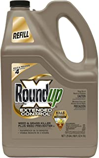 Roundup 5708010 Extended Control Weed and Grass Killer Plus Weed Preventer II..