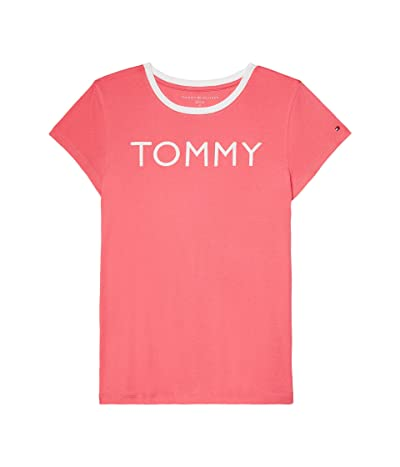 Tommy Hilfiger Adaptive T-Shirt with Wide Neck Opening