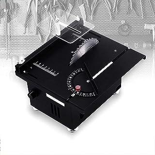 ZGHTD 300W Mini Bordsåg, Multifunktionsbärbar Bänk Cirkelsåg Med Lyftbart Mycket Ljus För Mannen Gåva Bra För Små, Enkla S...