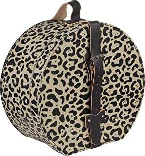 Caja para Sombrero Leopardo sombrerera
