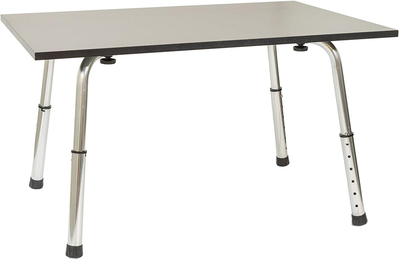 Ergomax Office ABC002 Extra Long Portable & Versatile Height Adjustable Workstation & Standing Desk